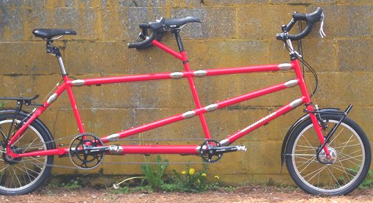 custom, rohloff, tandem, travel, bicycle, bike, travel